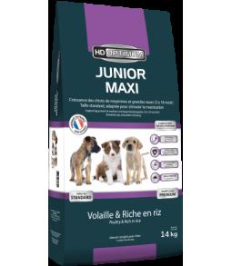 Croquettes chiens HD OPTIMUM JUNIOR MAXI 14KG