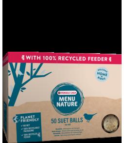 50 boules de graisse - versele laga menu nature