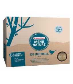 150 Boules de graisse - versele laga - menu nature