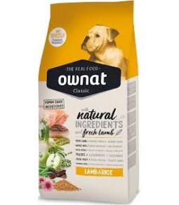 OWNAT Classic Lamb & Rice 15 kg