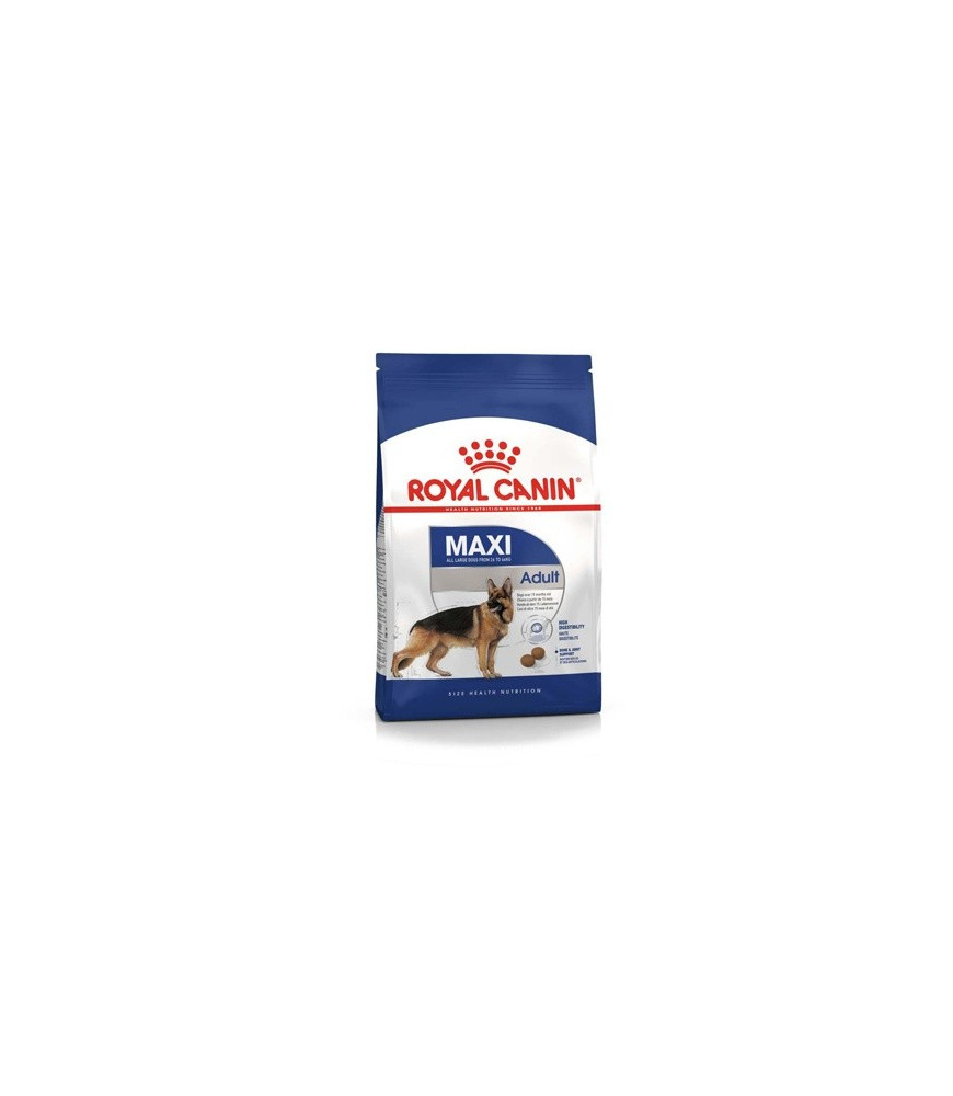 ROYAL CANIN MAXI ADULT CHIEN 15 KG