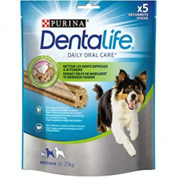 PURINA DENTALIFE STICKS CHIEN MOYEN 115g