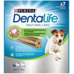 PURINA DENTALIFE STICKS PETIT CHIEN 115g