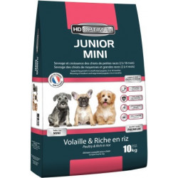 HD OPTIMUM JUNIOR MINI 10KG