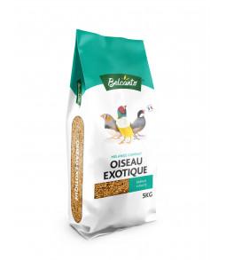 Mélange Complet Oiseau Exotique de BELCANTO 5kg