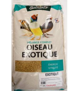 Mélange Complet Oiseau Exotique BELCANTO 20kg