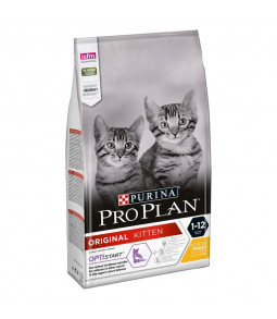 PRO PLAN Original Kitten Optistart Riche en poulet 3kg