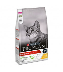 PRO PLAN  Original Adult Optirenal Riche en poulet (6x1,5Kg)