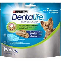 PURINA DENTALIFE STICKS CHIEN EXTRA MINI 69 g