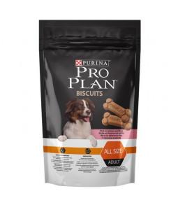 Pro Plan Biscuit Saumon et riz pour chien 400g