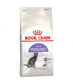 Royal Canin Sterilised 37 pour chat 400g