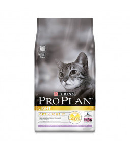 PRO PLAN  Light Adult Optilight Riche en Dinde 3kg