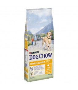 Dog Chow Complet Classic Poulet 14kg