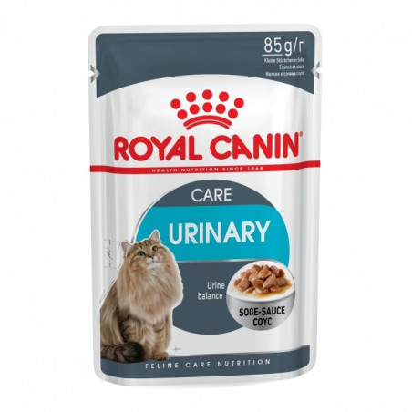 ROYAL CANIN Urinary Care Sauce - Lot 12 x 85g