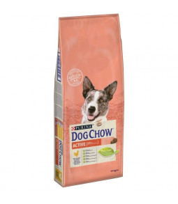 DOG CHOW ACTIVE POULET 14 KG