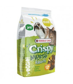 Crispy Muesli Lapin Versele-Laga 2,75 KG