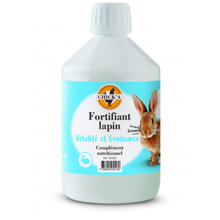 Chick'A Fortifiant Lapin 500ml