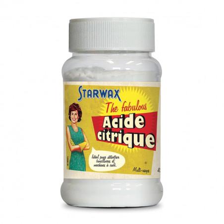 Acide Citrique 400 g Starwax The Fabulous