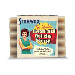 Savon au Fiel de boeuf Starwax The Fabulous