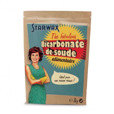 Bicarbonate de soude Alimentaire Starwax