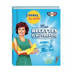 Livre Mes recettes d'autrefois Starwax