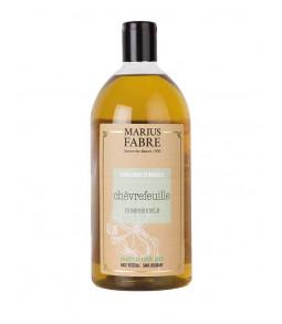 Savon liquide de Marseille Chèvrefeuille 1L