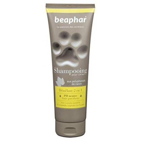 Shampooing Démêlant spécial poils longs Beaphar 250 mL
