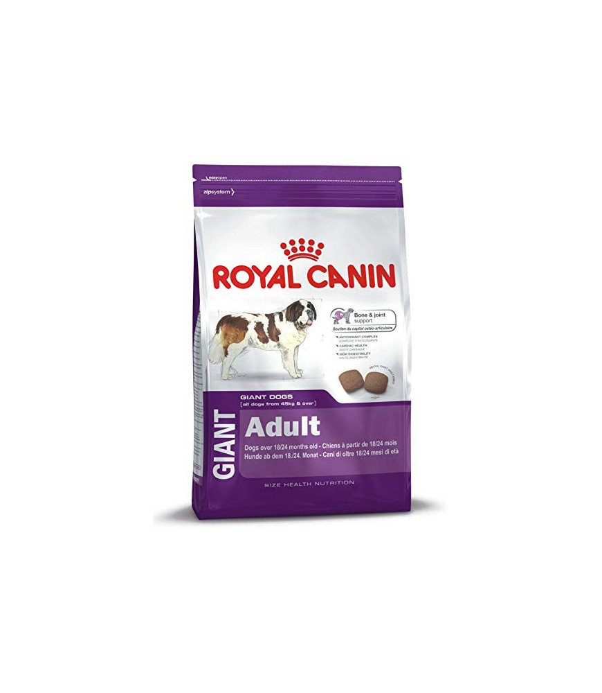 ROYAL CANIN GIANT ADULT CHIEN 18 KG
