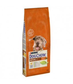 DOG CHOW MATURE ADULT 14kg