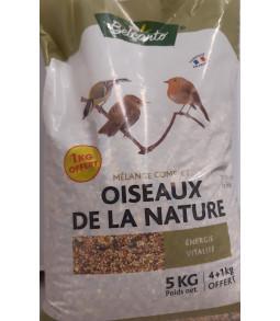 Mélange complet Belcanto Oiseaux de la nature 4+1kg