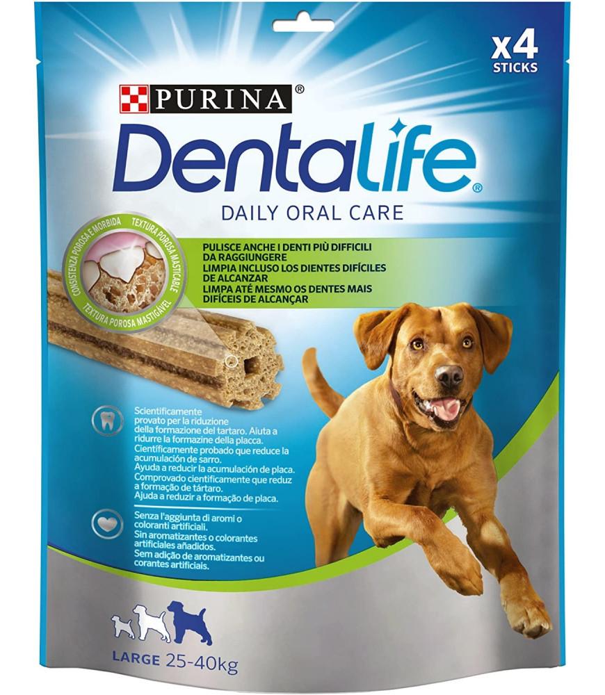 Purina Dentalife 4 batônnets - 142g