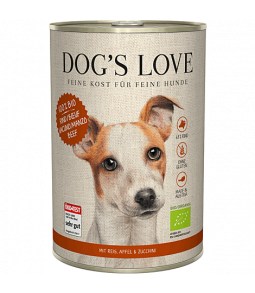 Dog's Love Boeuf - 800g