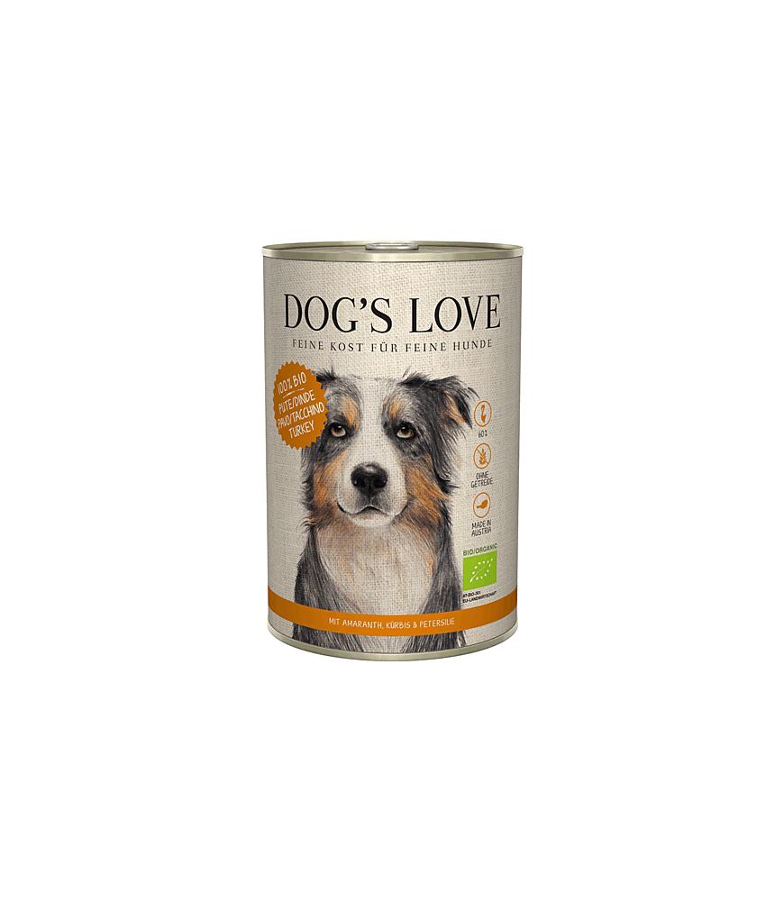 dogs love dinde