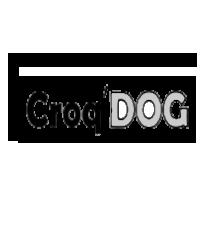 logo de la marque croq dog