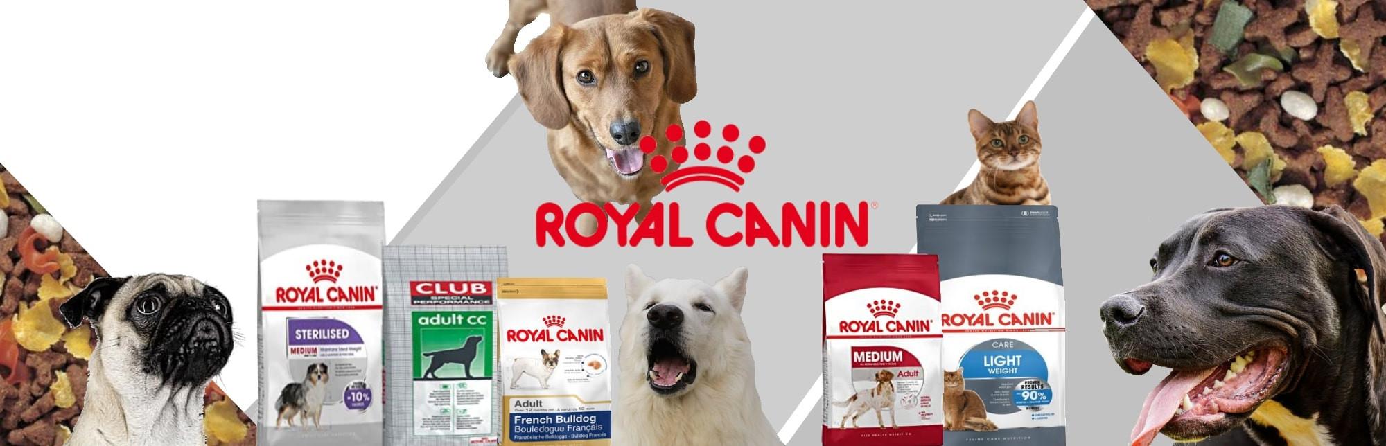Royal Canin pour chiens et chats